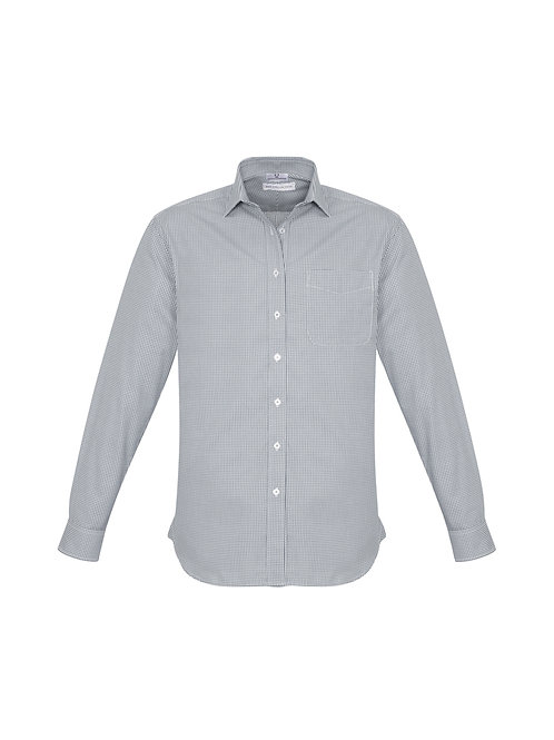Men's Ellison Long Sleeve Shirt - Biz Collection