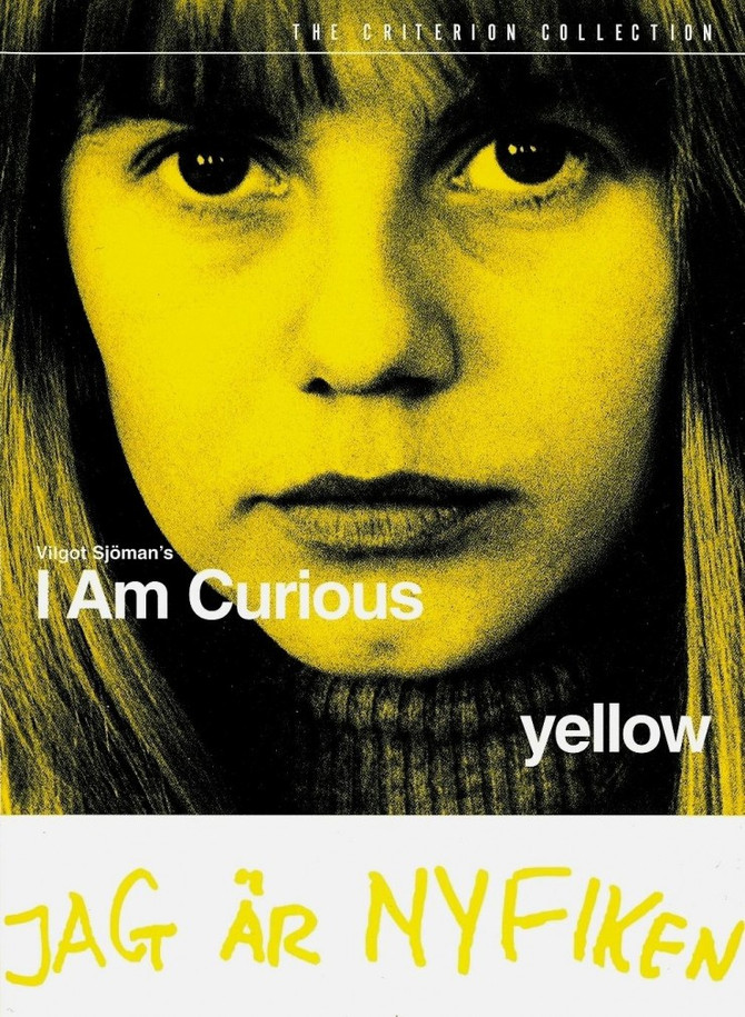 I Am Curious (Yellow): A New Cocktail That's Not X-Rated