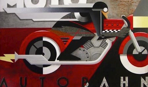 The Red Motorcycle