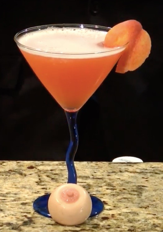 A Cocktail in the Spirit of 70s Porno