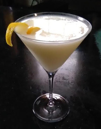 Retro Cocktail for June:  The White Lady