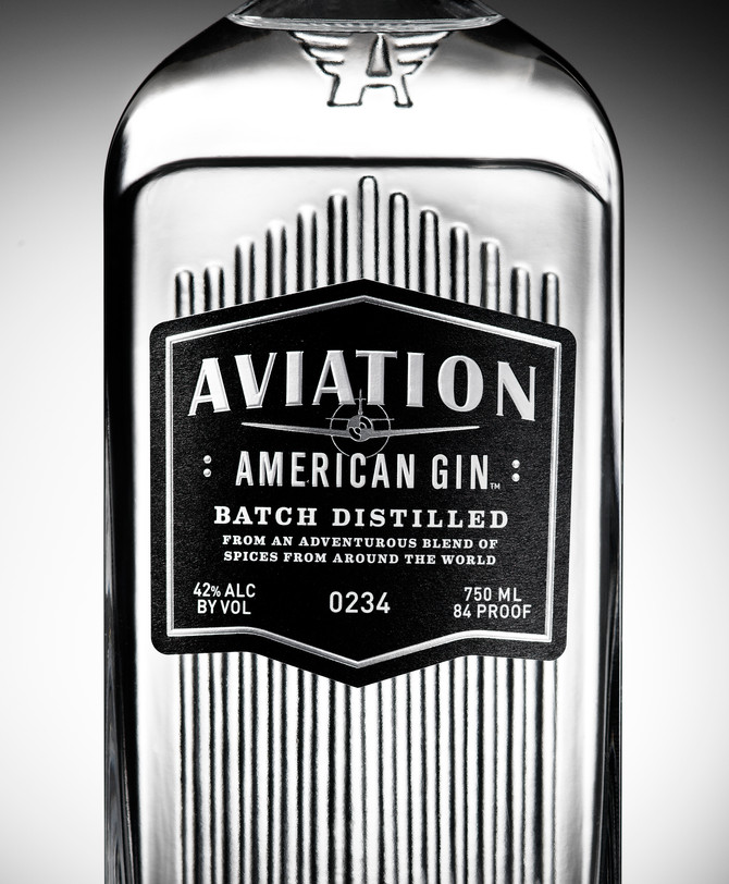 Aviation Gin Takes Off!