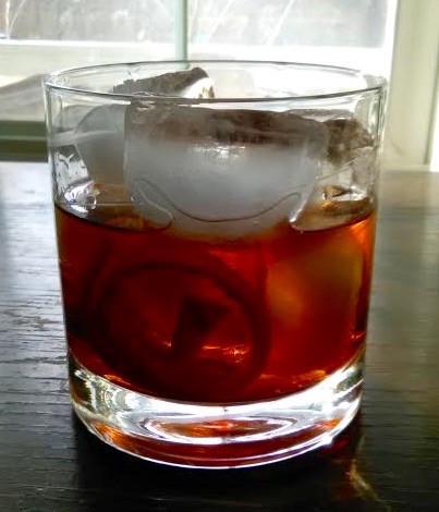 Retro Cocktail for April:  Bijou