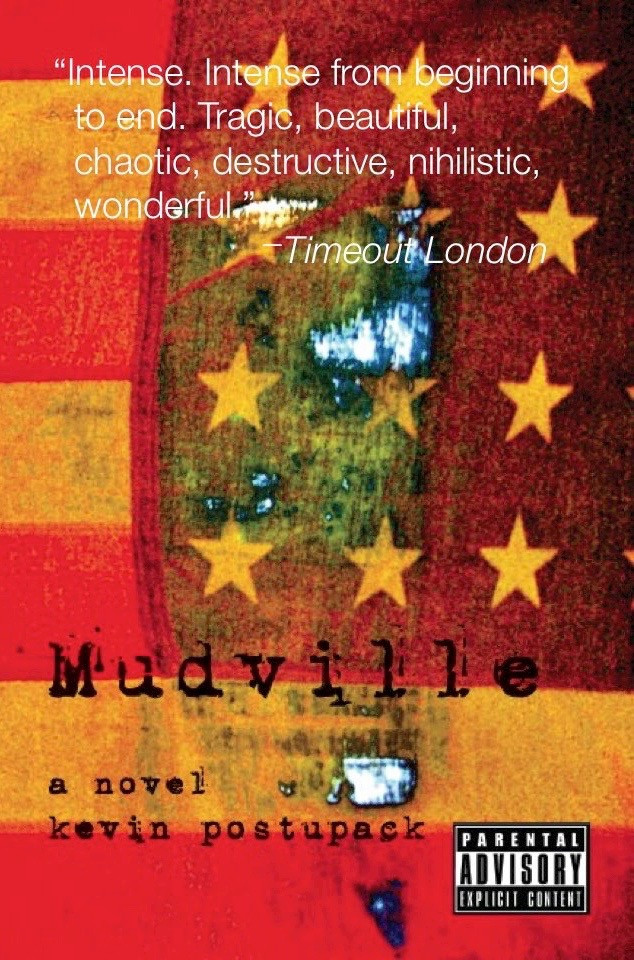 Mudville: The Cocktail. The Novel.