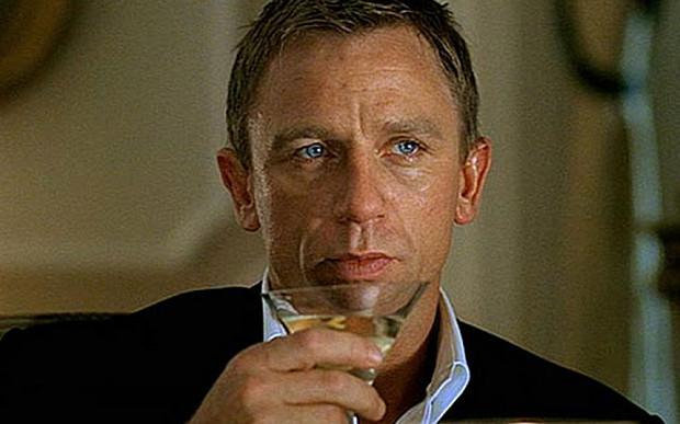 Retro Cocktail for August: The Vesper Martini