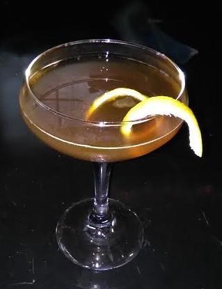 Skyjack—A Fernet-Branca Cocktail