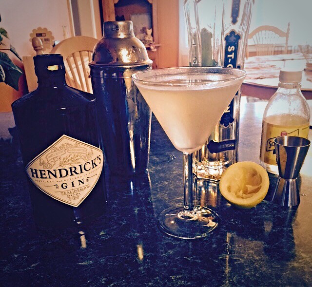 The 21st Century: A New Gin & Vodka Classic Cocktail