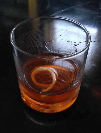 Retro Cocktail for November:  Sazerac