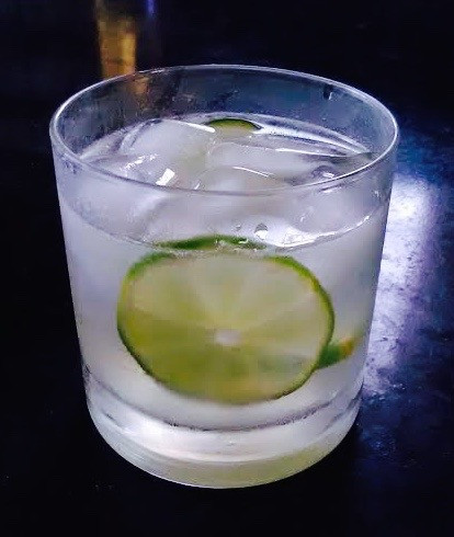 Retro Cocktail for August: Gin & Tonic