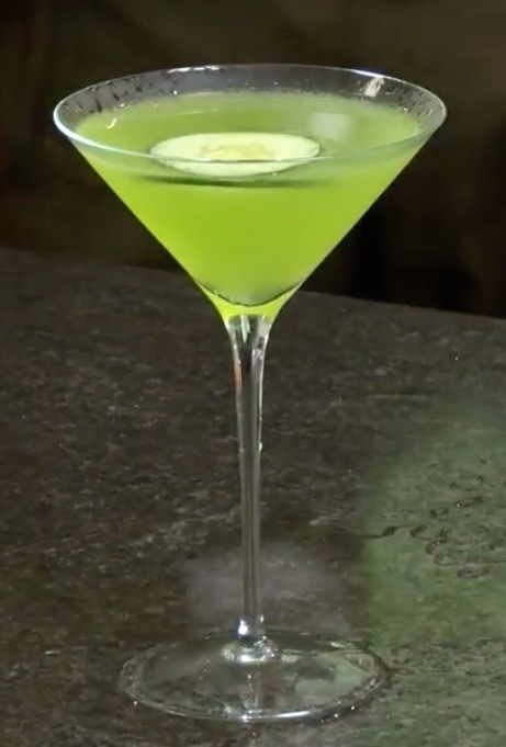 How Green is My Cocktail:  The Video