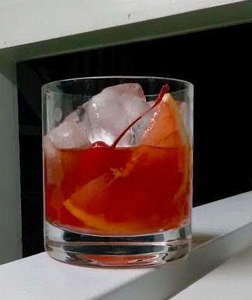 Retro Cocktail for September: Old Fashioned