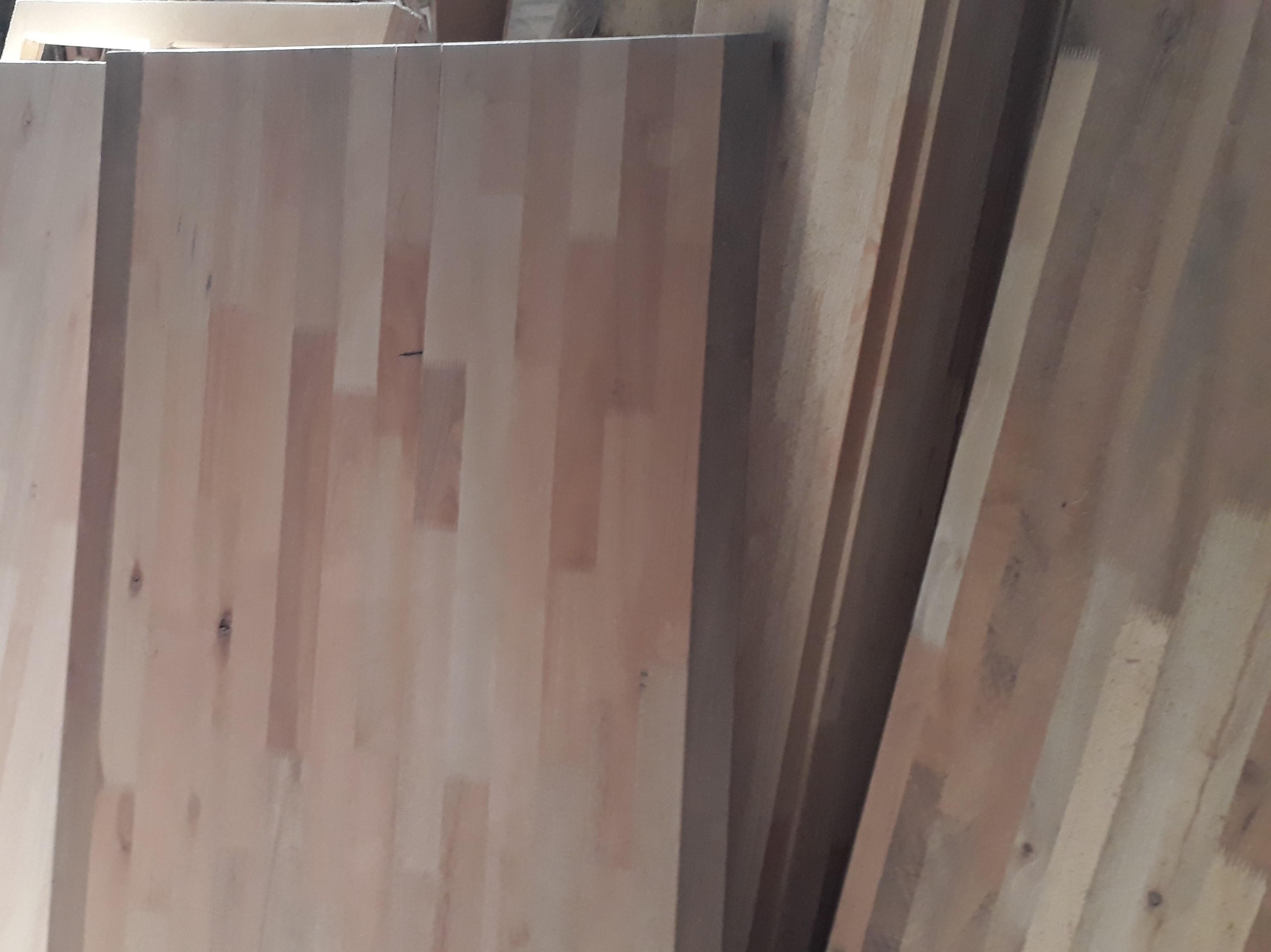 Finger Jointed Massive Panels
