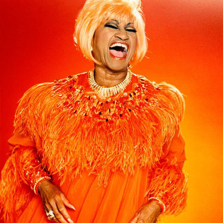 Celebrate Black History Month with Celia Cruz, the Queen of Salsa