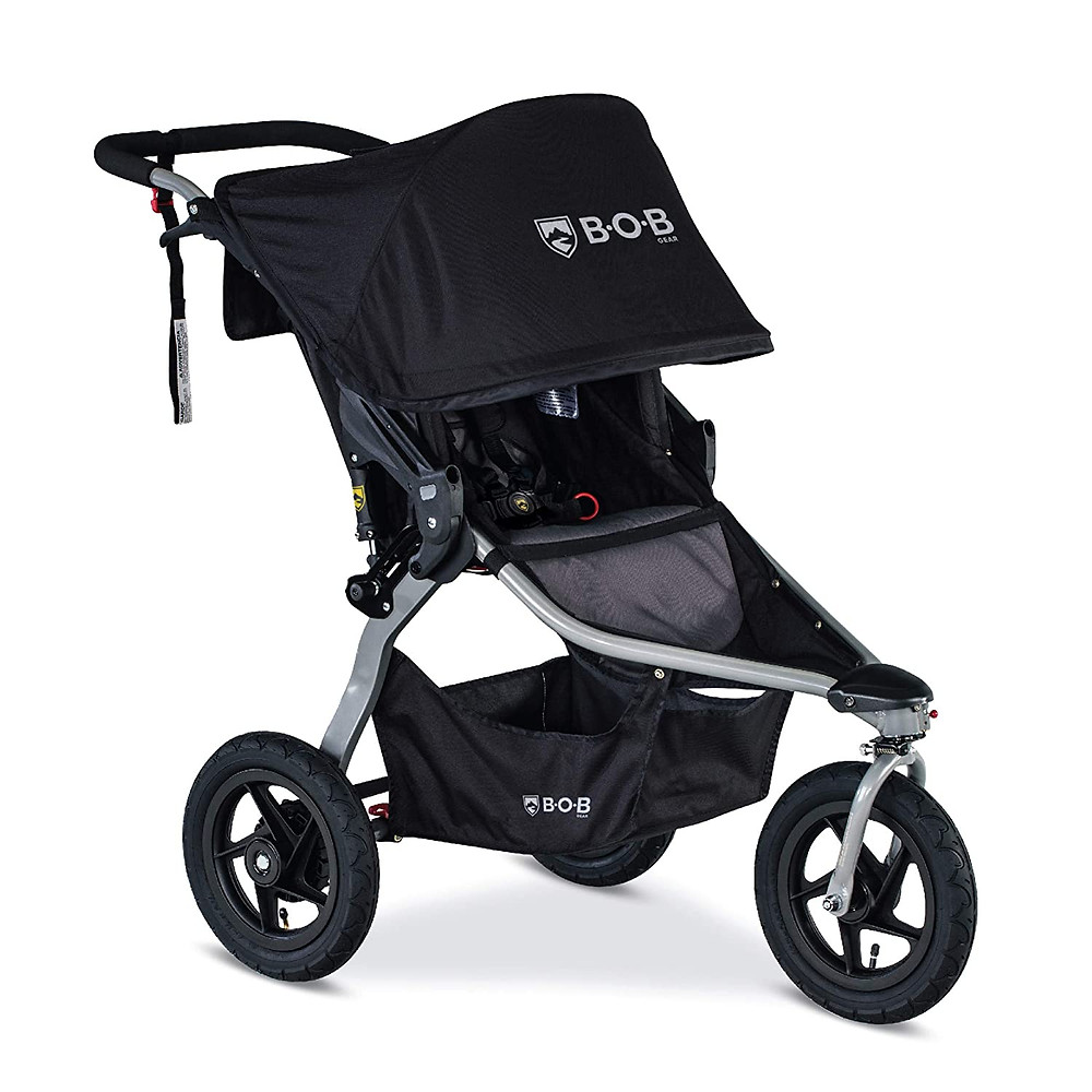 Product picture of black BOB stroller