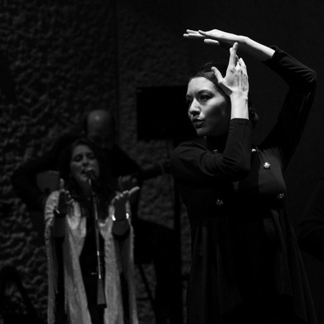 Review: A'lante Flamenco Ensemble's Procession