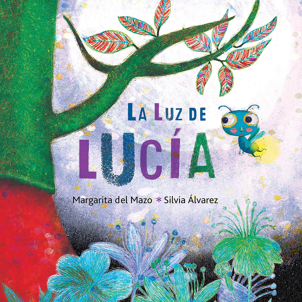 Book cover of La Luz de Lucia book