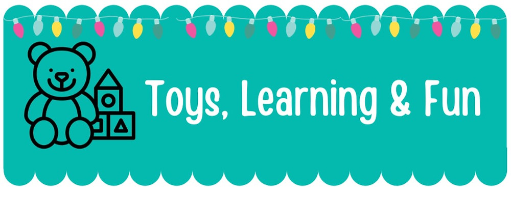 Toys, Learning and Fun gift list for babies and toddlers