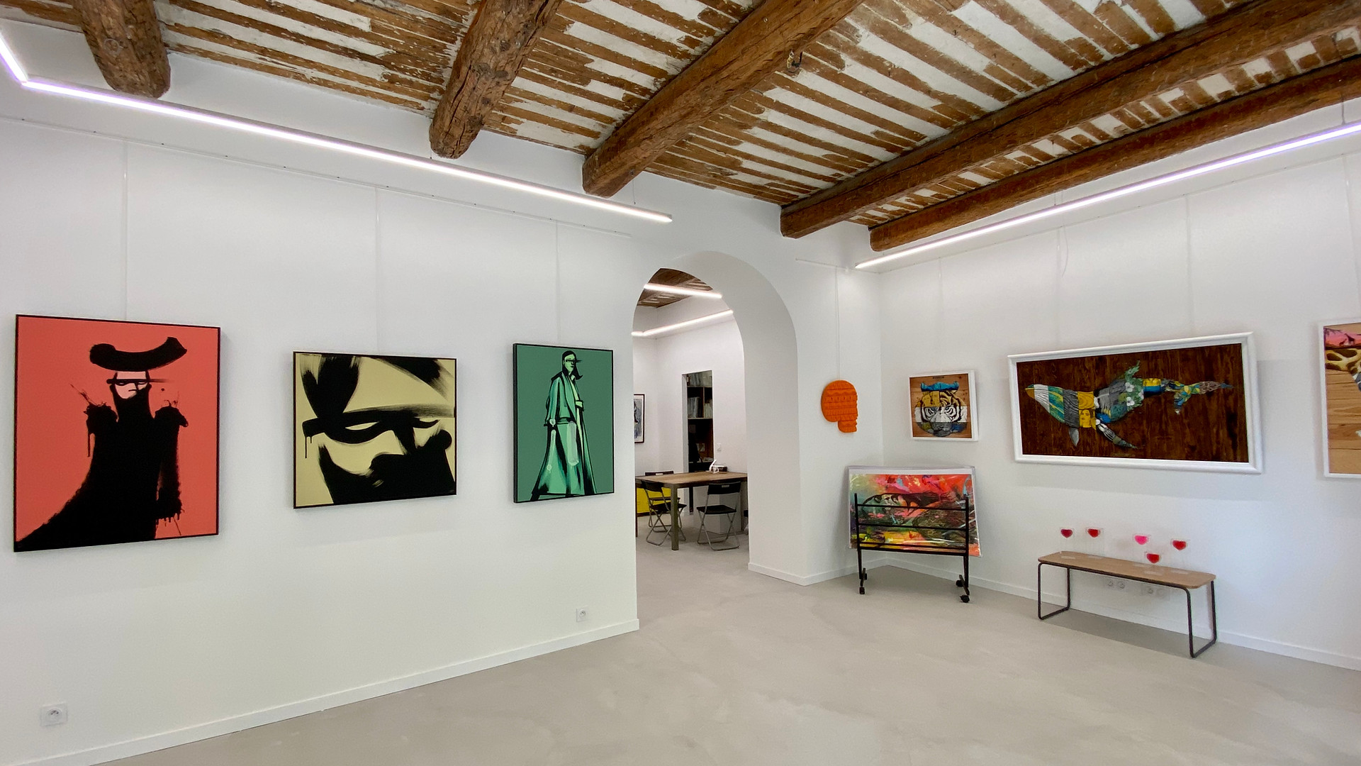 Galerie d'art Nice