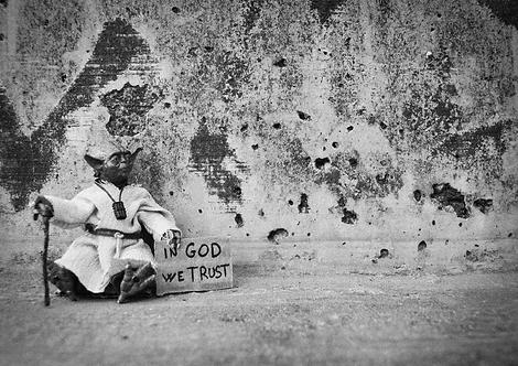 "Gericho - Yoda ""In god we trust"""