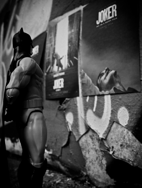 "Gericho - Batman ""What the f%#!k"""