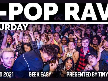 EVENT: K-Pop Rave (July 3, 2021)