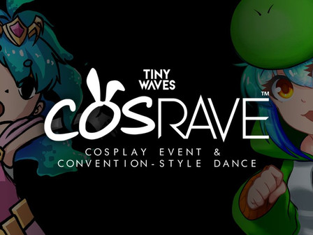 CosRave: Tiny Waves at The Geek Easy