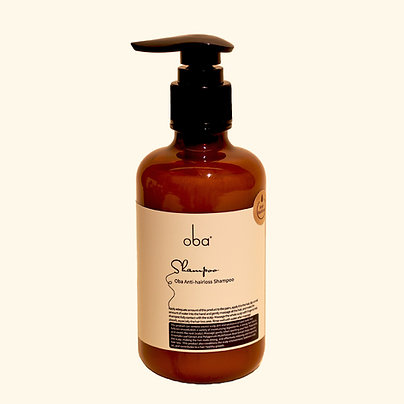 Interoba防脫育髮洗髮乳 240g