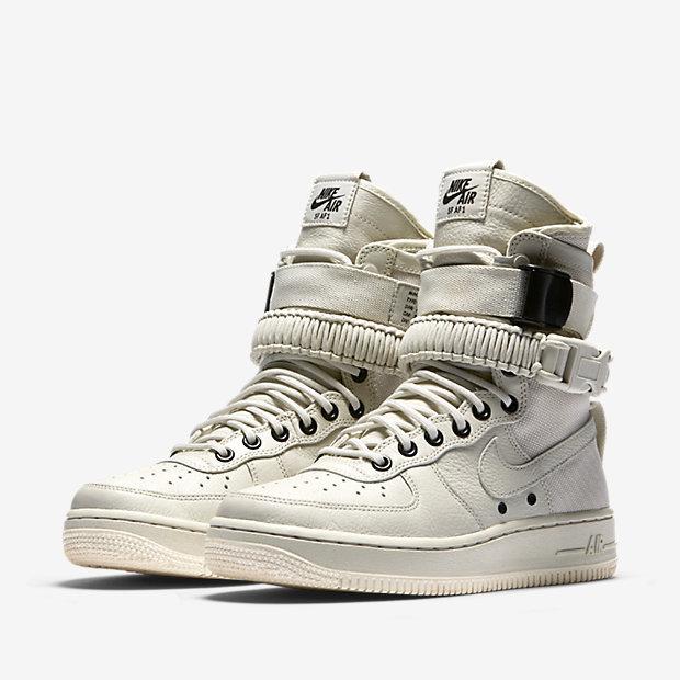 Nike SF Air Force 1 HI Boot Slime
