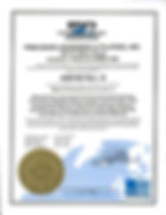 AS9100 Rev. D Certificate - 072021 Expir