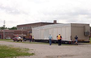 Old CHS Demolition Under Way