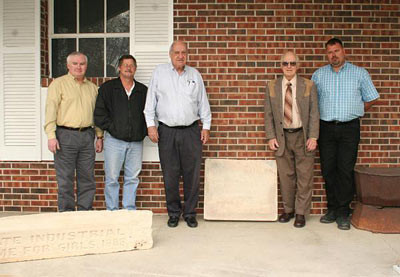 Workers Unearth 1926 Cornerstone Believed to be From City Hall