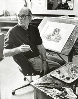 Fred Irvin at Work
