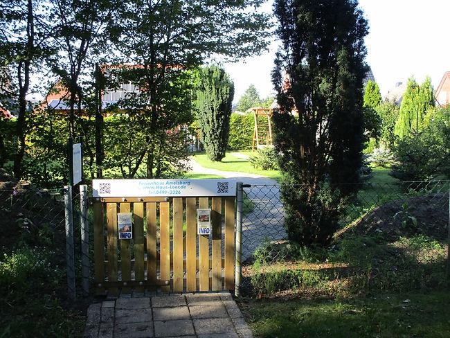 Ostfriesland Wanderweg Fewo Ferienhaus F