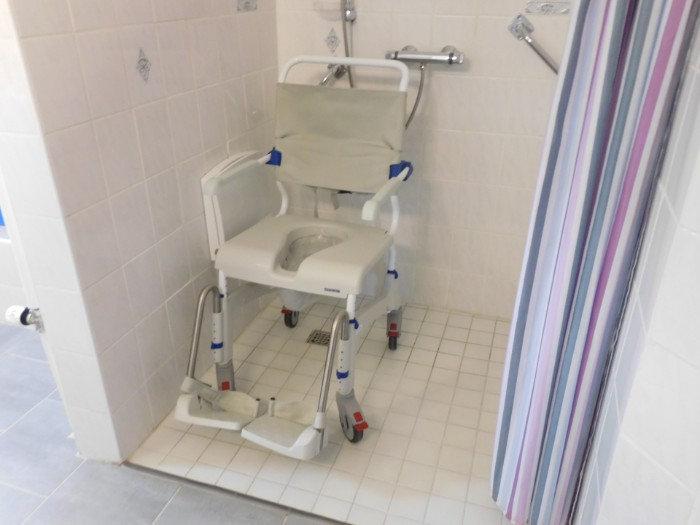 Hilfsmittel für Behinderte können zum Ferienhaus Amelsberg geliefert werden