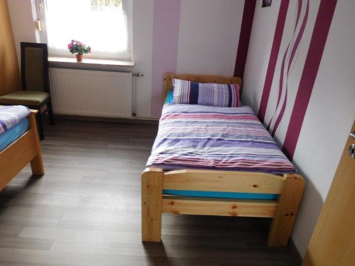 Foto Schlafzimmer Ferienwohnung Amelsberg 26789 Leer Ostfriesland