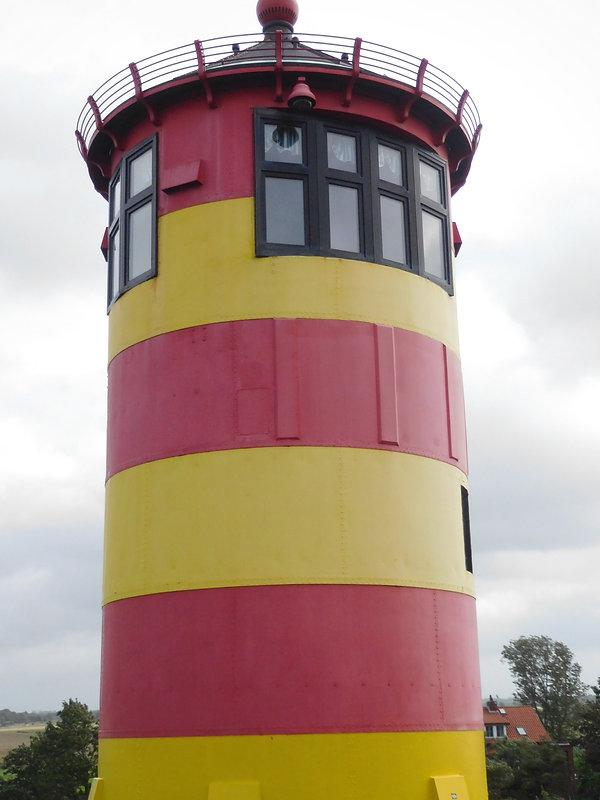 Otto Leuchturm in Pilsum , Foto Ferienwohnung Leer , 26789 Leer in Ostfriesland