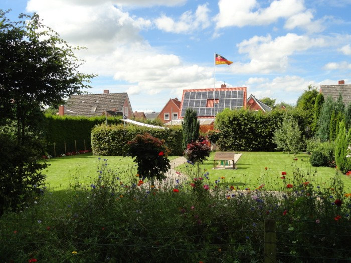 Garten Ferienhaus Amelsberg 26789 Leer Ostfriesland