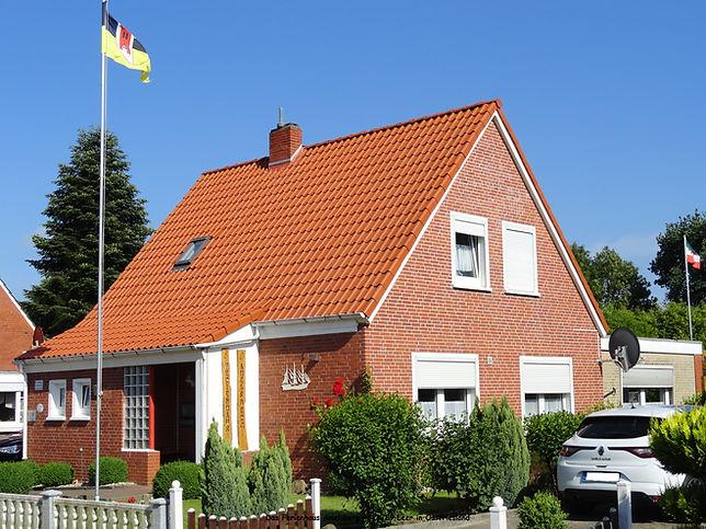 4 Sterne Ferienhaus, Ferienwohnung, FewoAmelsberg für Ihren Urlaub in Leer Ostfriesland ist ebenerdig , barrierefrei und behindertengerecht . Mieten von Privat .