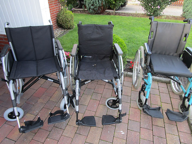 Rollstuhl Rollstühle kostenlos ausleihen