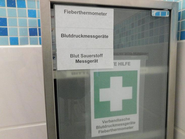 Blutdruckmessgerät und mehr zur Gesundheitsvorsorge Fewo Amelsbeg 26789 Leer in Ostfriesland