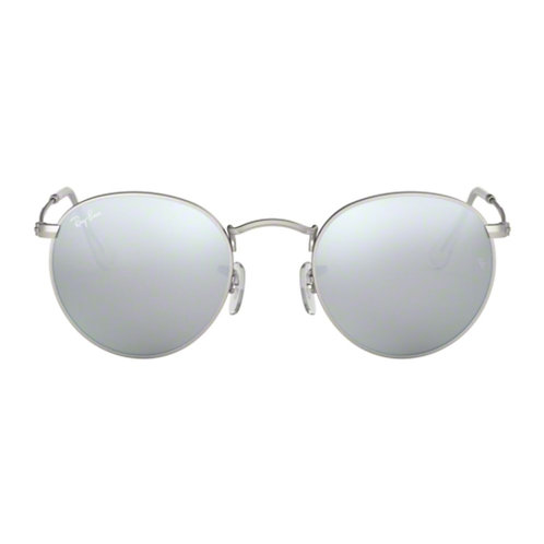 Ray-Ban RB 3447 Round Metal 019/30 Size:50