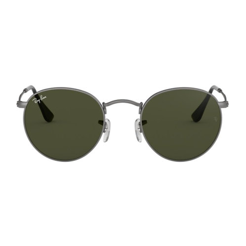 Ray-Ban RB 3447 Round Metal 029 Size:50, 53