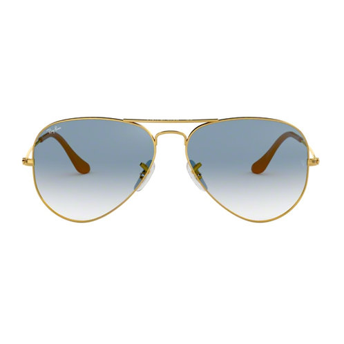 Ray-Ban RB 3025 Aviator 001/3F Size:58, 62