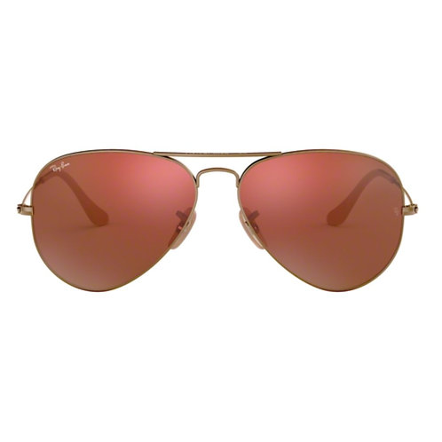 Ray-Ban RB 3025 Aviator 167/2K Size:58