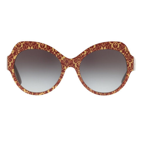 Dolce & Gabbana DG 4320 3206/8G Size:56