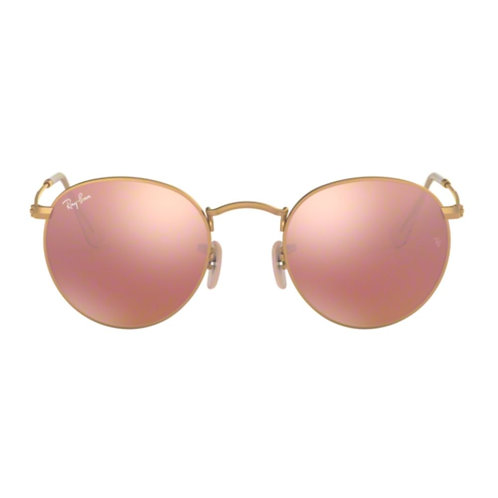 Ray-Ban RB 3447 Round Metal 112/Z2 Size:53
