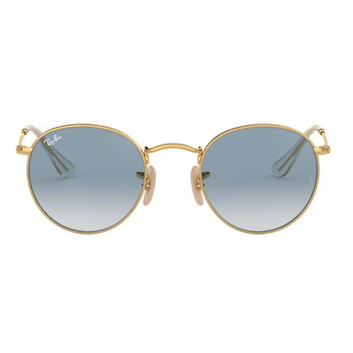 Ray-Ban RB 3447-N Round Metal 001/3F Size:53