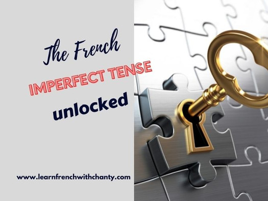 The French imperfect tense (l'imparfait) demystified