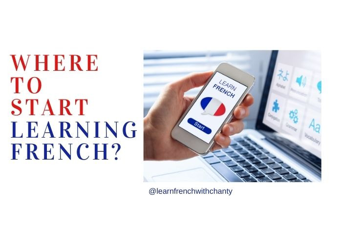 Where to start learning French