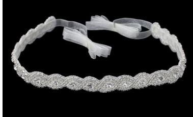 Sash #550 Iv/Silver